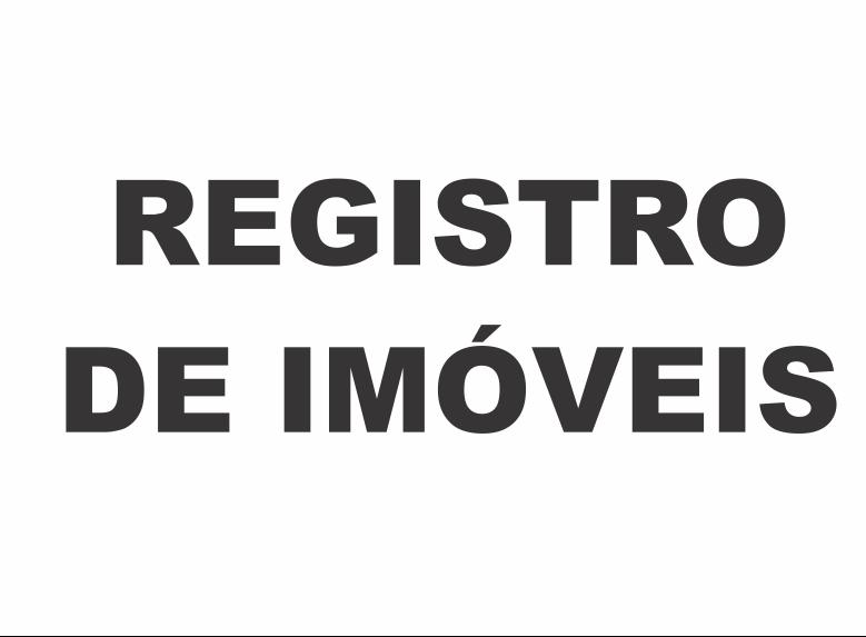REGISRO DE IMÓVEIS