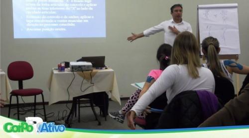 Curso Kinesiotape Therapeutic. Prof Alonso Romero Fuentes